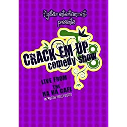 Crack em up Comedy