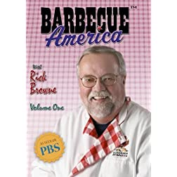 Barbecue America with Rick Browne - Volume One (Home Use)