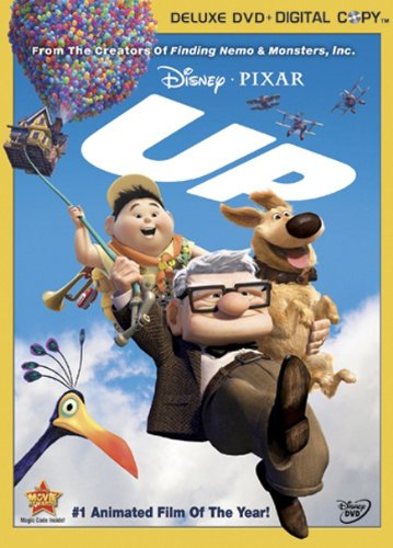 UP (Two-Disc Deluxe Edition + Digital Copy)