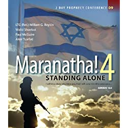 Maranatha 4: Standing Alone - DVD w/ MP3: