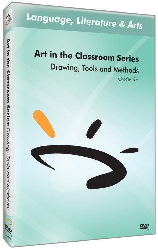 Art in The Classroom Series: Drawing, Tools, and Methods