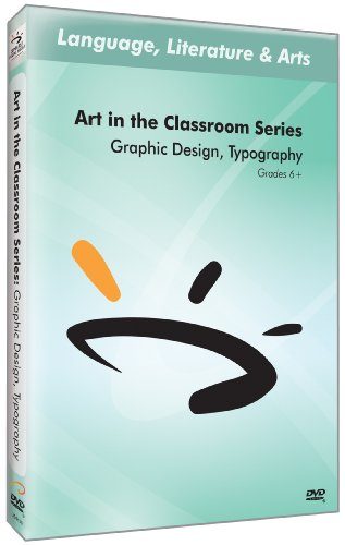 Art In The Classroom Series: Graphic Design, Typography