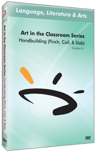 Art in The Classroom Series: Handbuilding (Pinch, Coil, and Slab)
