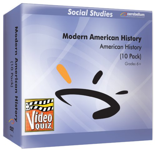 American History Video Quiz (10 Pack)
