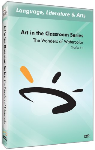 Art In The Classroom Series: The Wonders Of Watercolor