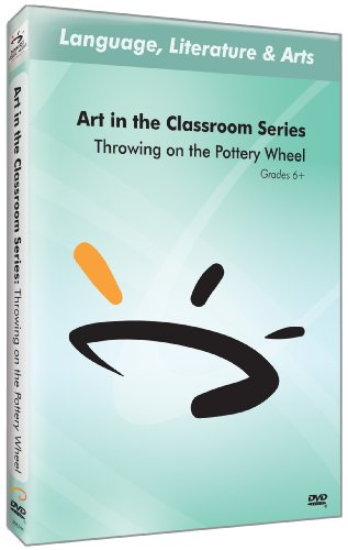Art in The Classroom Series: Throwing on the Pottery Wheel