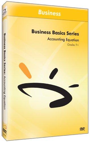 Business Basics Series: Accounting Equation