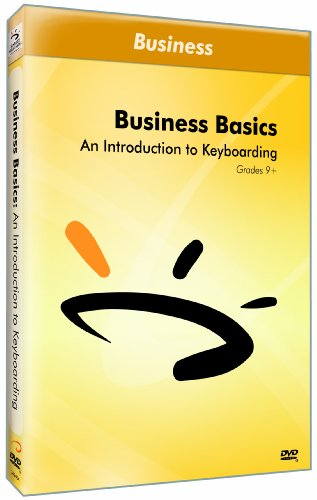 Business Basics Series: Don't Look at Your Hands-An Introductory To Keyboarding