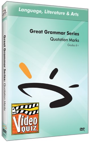 Great Grammar Series - Quotation Marks Video Quiz