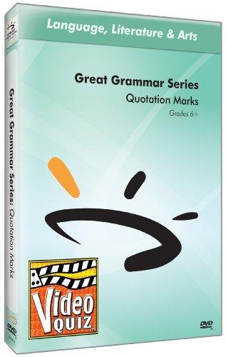 Great Grammar Series - Quotation Marks Video Quiz