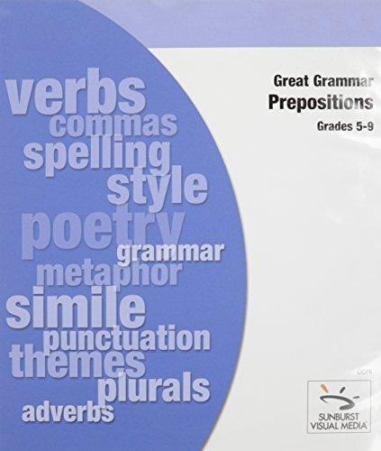 Great Grammar Series: Prepositions
