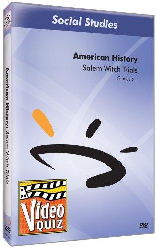 Salem Witch Trials Video Quiz
