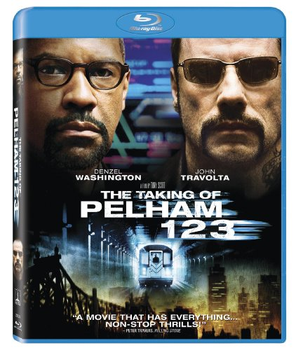 The Taking of Pelham 1 2 3 [Blu-ray]