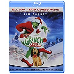 Dr. Seuss' How the Grinch Stole Christmas [Blu-ray]