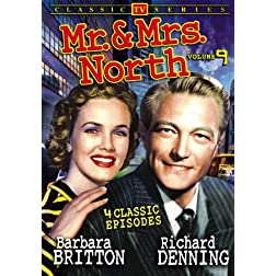 Mr. & Mrs. North, Vol. 9