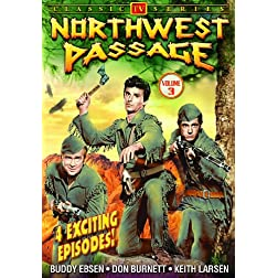 Northwest Passage, Volume 3