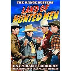Range Busters: Land of Hunted Men