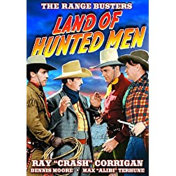 Range Busters: Land of Hunted Men