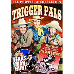 Lee PowellCollection: Trigger Pals (1939) / Texas Manhunt (1942) / Lone Ranger (Lost Chapter)