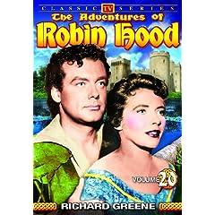 Adventures of Robin Hood, Volume 20