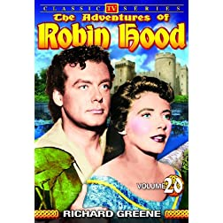 Adventures of Robin Hood, Volume 20