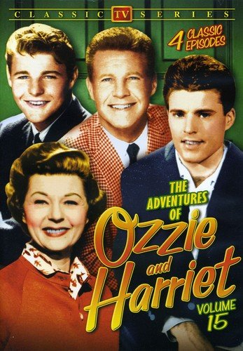 Aventures Of Ozzie & Harriet, Volume 15