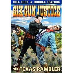 Bill Cody Double Feature: Six Gun Justice (1936) / Texas Rambler (1935)