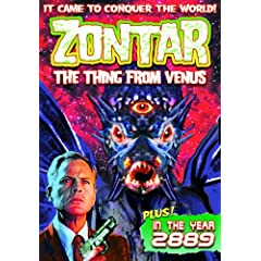 Grindhouse Double Feature: Zontar, The Thing From Venus (1966) / In The Year 2889 (1967)