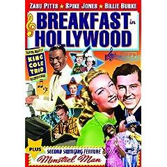 Musical Double Feature: Breakfast in Hollwood / Minstrel Man