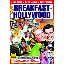 Musical Double Feature: Breakfast in Hollwood / Minstrel Man