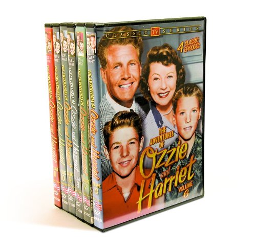 Adventures of Ozzie & Harriet, Volumes 6-11 (5-DVD)