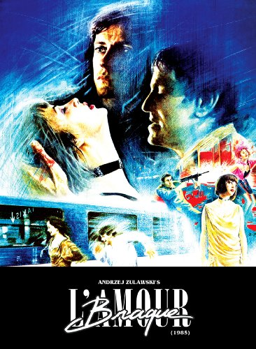 Andrzej Zulawski's L'Amour Braque (Limpet Love, 1985) UNCUT Special Edition [Digipak] by MONDO VISION