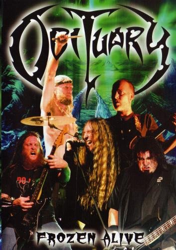 Obituary: frozen Alive