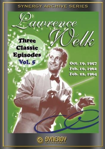 3 Classic Episodes of the Lawrence Welk Show Vol. 5
