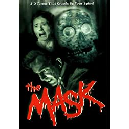 The Mask: 3D terror that crawls up your spine!