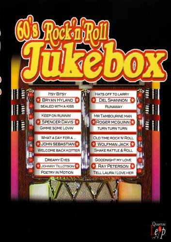 60s Rock 'N Roll Jukebox