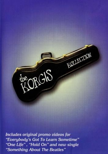 The Korgis - DVD Kollection