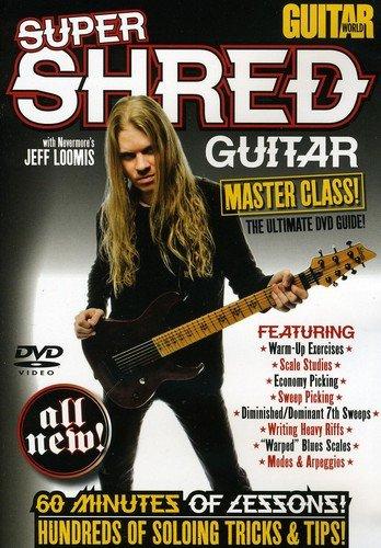 Guitar World -- Super Shred Guitar Masterclass!: The Ultimate DVD Guide (DVD)