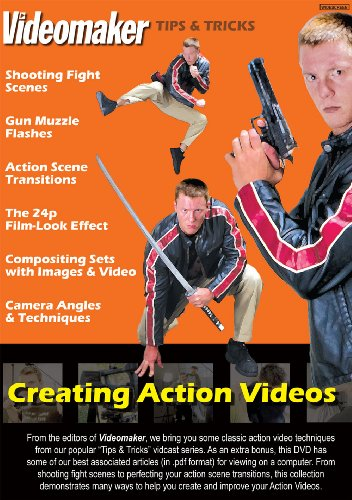Videomaker Tips & Tricks - Creating Action Videos
