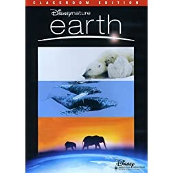 Disneynature Earth Classroom Edition [Interactive DVD]
