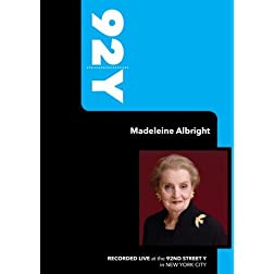 92Y - Madeleine Albright (January 20, 2008)