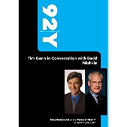 92Y - Tim Gunn in Conversation with Budd Mishkin (March 11, 2008)