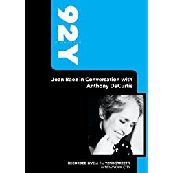 92Y - Joan Baez in Conversation with Anthony DeCurtis (September 4, 2008)