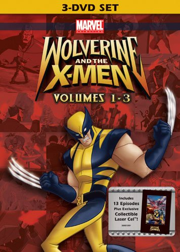 Wolverine and the X-Men: Volumes 1-3