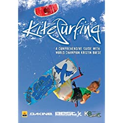Kitesurfing - a comprehensive guide with world champion Kristin Boese