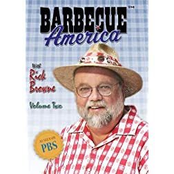 Barbecue America with Rick Browne - Volume Two (Institutional Use)