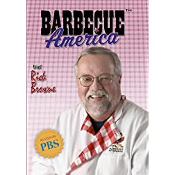 Barbecue America with Rick Browne - Two Pack (Home Use)