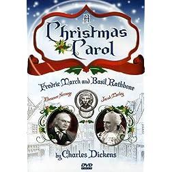 A Christmas Carol!