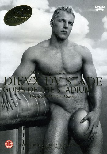 Gods of The Stadium- Making of The Rugby Calendar 2010