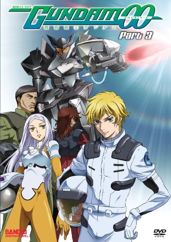 Mobile Suit Gundam 00: Season 1, Part 3